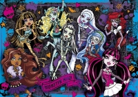 Monster High 3D. Школа Монстров